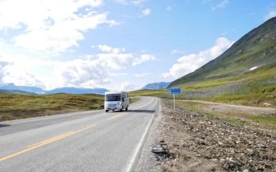 Nuevos límites de velocidad para autocaravanas
