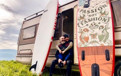 Passport to slow life, viajando en una Tabbert del 88