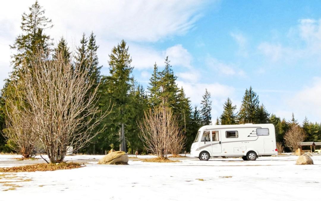 Viajar en autocaravana y camper durante la Navidad del COVID