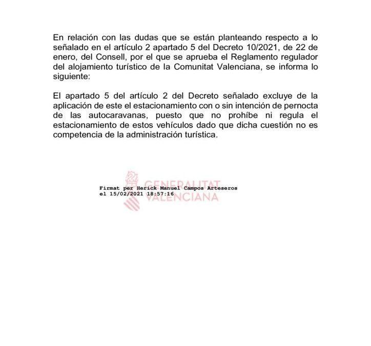 thumbnail of Aclaración-Decreto-10-2021-Reglamento-regulador-de-alojamiento-turístico_firmado