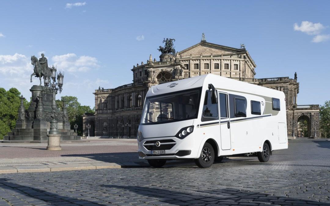 Carado i338 & T338, autocaravanas para viajar en familia