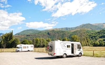 Cataluña limita a 48 horas las áreas de autocaravanas privadas