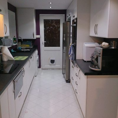 #todayistheday I have a completed kitchen - well other than white paintwork #newkitchen #taspic