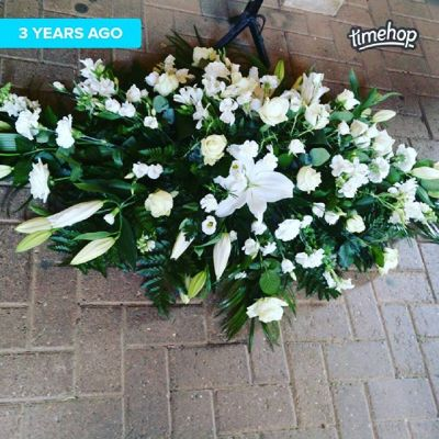 Three years ago today we bade a final farewell to Grandma. #memories