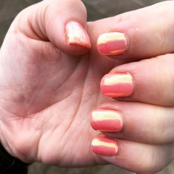 Today's #selfcare - nails done....