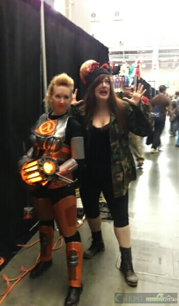 PAX East 2014 Cosplay Round Up And Magicka Wizard Wars Key Giveaway OnRPG