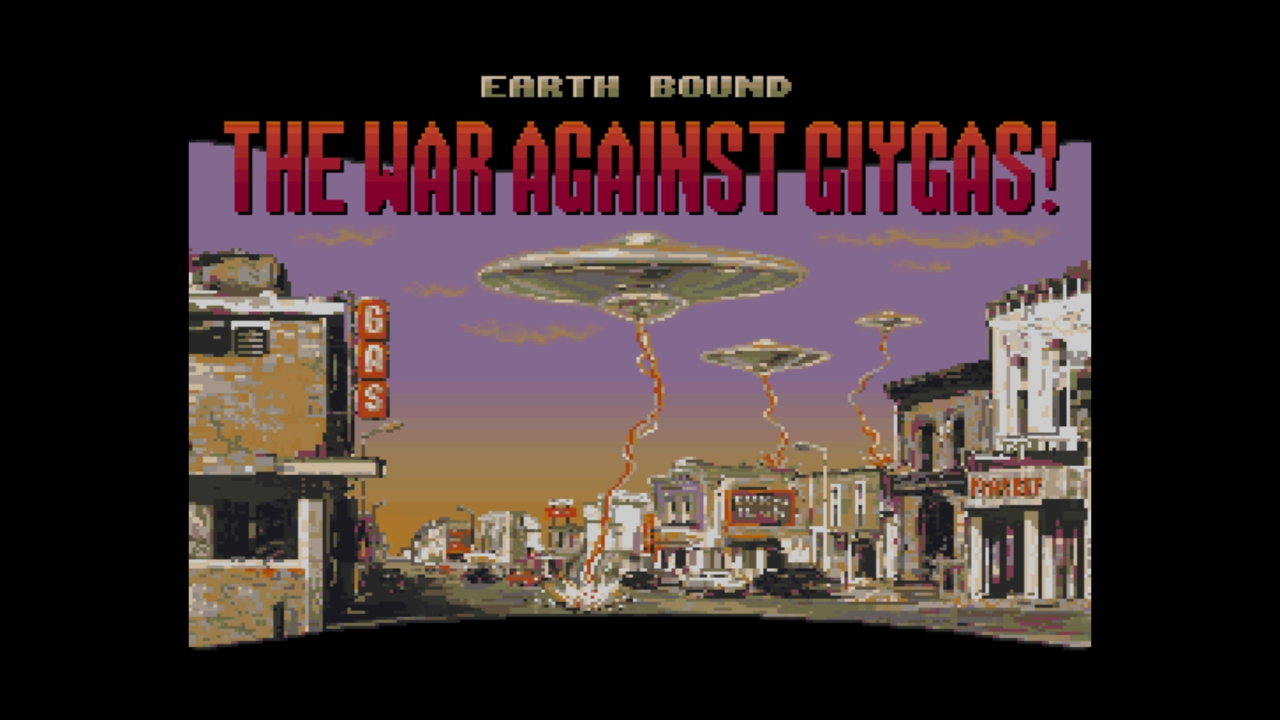 Underrated Classics EarthBound OnRPG