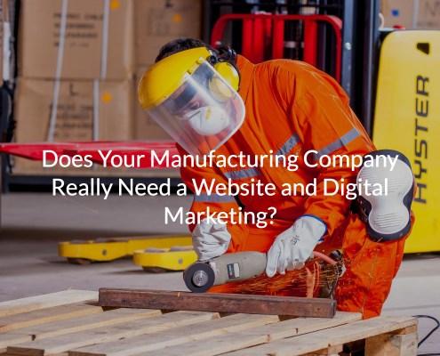 manufacturer websites