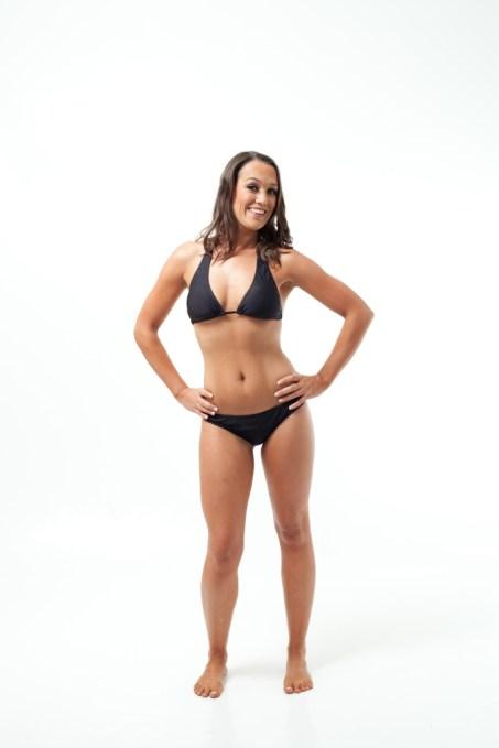 Jennilynn, 55kg, December 2012