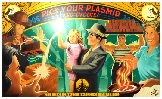 Bioshock: las claves de un argumento absorbente (I)