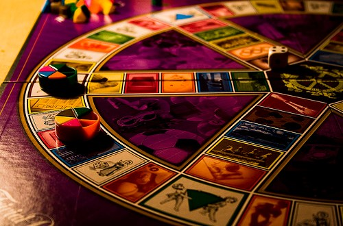 Why we Educate our Children to win at Trivia? Learning Theories