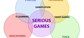 Differences between e-Learning, Gamification and Serious Games