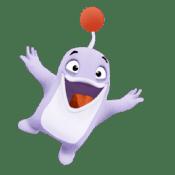 gomin-saltando
