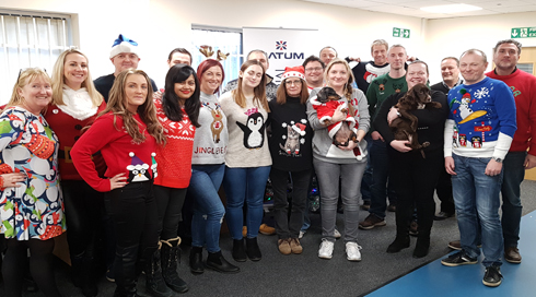 Datum-Group-support-Christmas-Jumper-Day