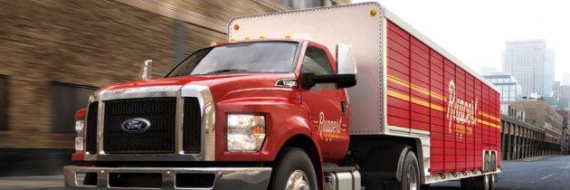 Ford Medium Duty Trucks, for the Modern SMB