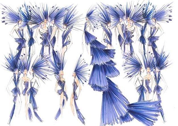 Costume Lido - Dragone (2)
