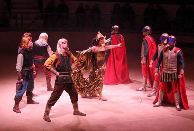 Gaulois - Romains le match