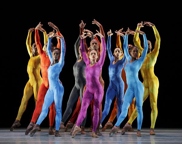 Polish Pieces Choreography by Hans van Manen Music by Henryk-Mikolaj Górecki Alvin Ailey American Dance Theater Credit Photo: Paul Kolnik studio@paulkolnik.com