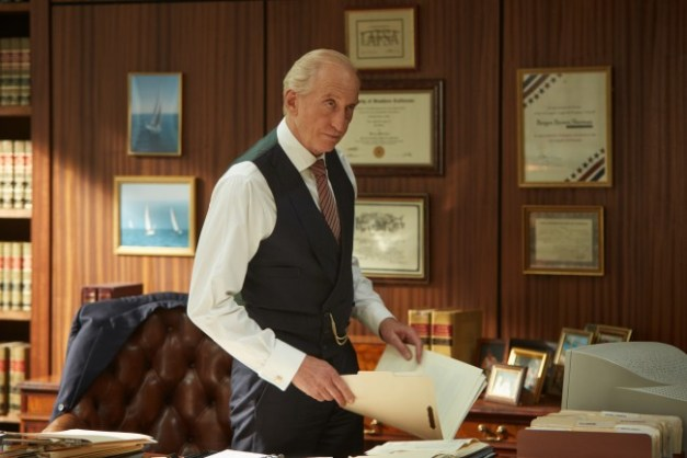CHARLES DANCE stars in WOMAN IN GOLD