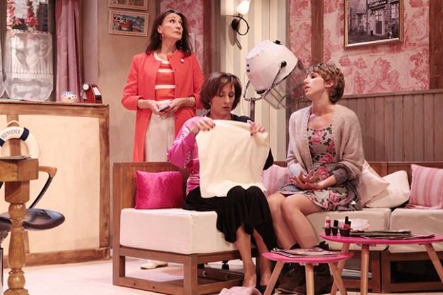 IMG_3299 Isabelle Tanakil, Marie-Hélène Lentini et Léa Fraçois COIFFURE ET CONFIDENCES ©Franck Harscouët