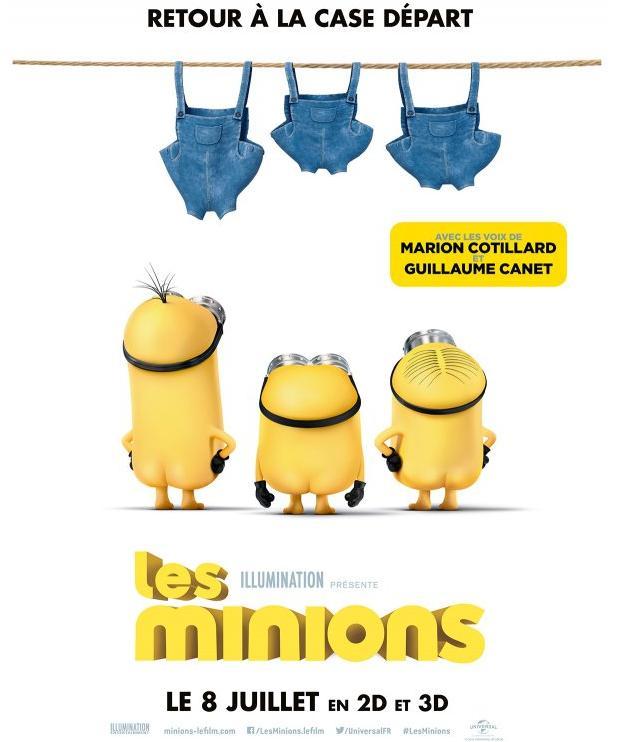 Les-Minions-Affiche
