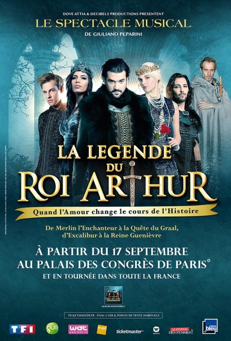 La-Légende-Du-Roi-Arthur---Affiche-BD
