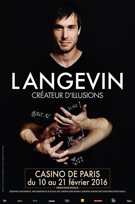 LANGEVIN---Créateur-d'Illusions-(Affiche-Spectacle-BD)