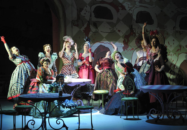 5 - Kiss Me, Kate ! (c) Théâtre du Châtelet - Marie-Noëlle Robert