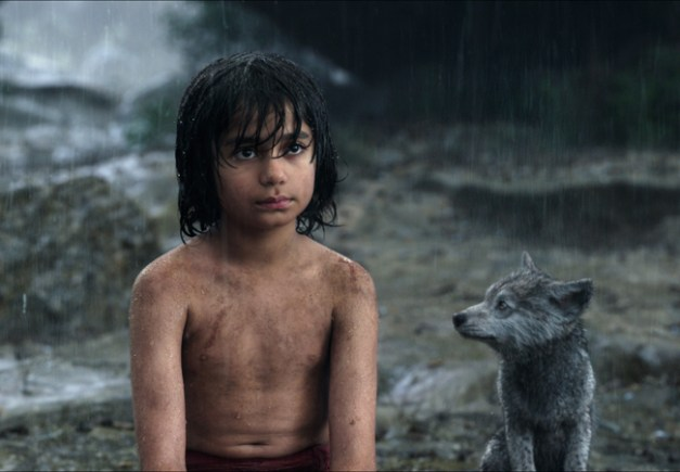 THE JUNGLE BOOK - (L-R) MOWGLI and GRAY. ©2015 Disney Enterprises, Inc. All Rights Reserved.