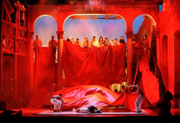 15 - Carmen la Cubana @ Théâtre du Châtelet - Marie-Noëlle Robert
