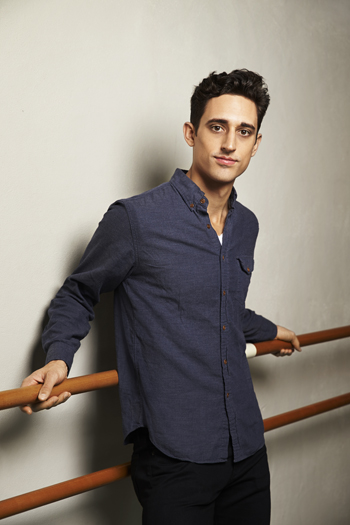 Justin Peck_Photo -® Alberto Oviedo