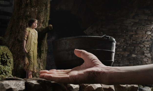 In Disney's fantasy-adventure THE BFG, directed by Steven Spielberg and based on Roald Dahl's beloved classic, a precocious 10-year-old girl from London named Sophie (Ruby Barnhill) befriends the BFG (Oscar (R) winner Mark Rylance), a Big Friendly Giant from Giant Country. The film opens in theaters nationwide on July 1.