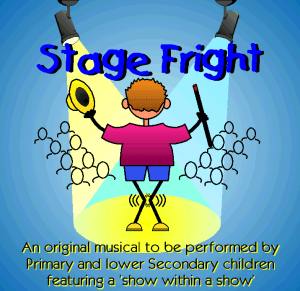 Stage Fright Product Image
