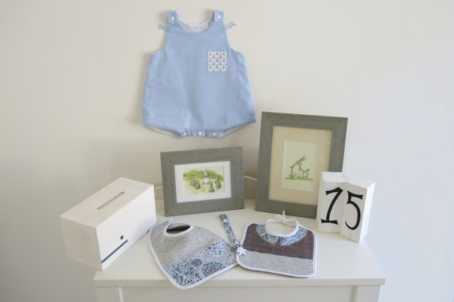 Cadeaux de naissance Baby boy - on sunday mornings