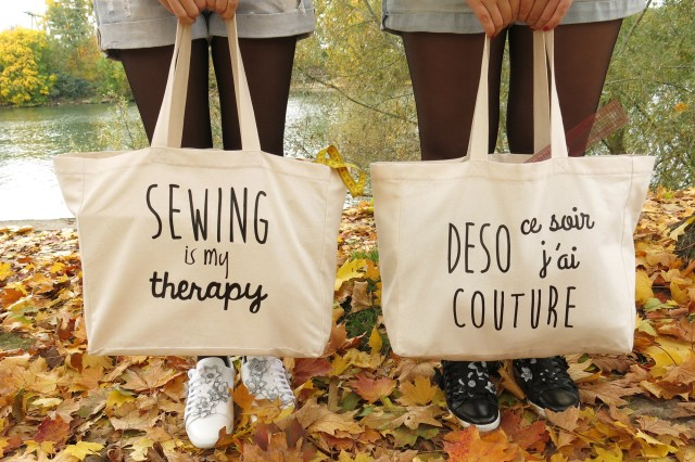 tote bag, onsundaymornings, concours, silhouette cameo