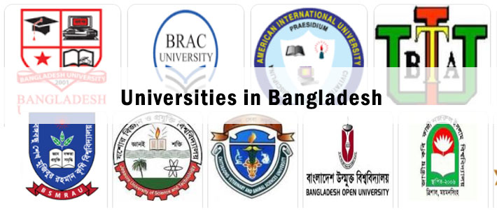 Universities in Bangladesh