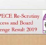 PSC Re Scrutiny Process 2019
