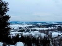 winter lookout point halton conservation area