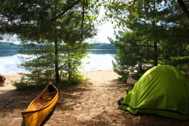 Achray Campground_Algonquin