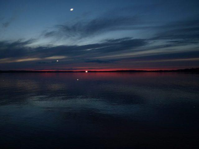 Invahoe Lake Provincial Park
