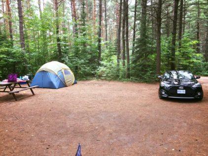 pog lake campground