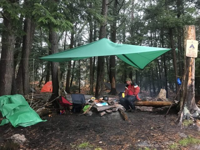 Aqua Quest Silicone Tarp Review - In Backcountry Use