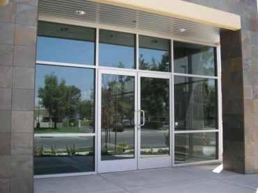 Kitchener Commercial Glass Doors