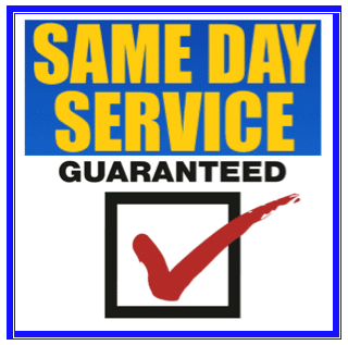 sameday Door repair service