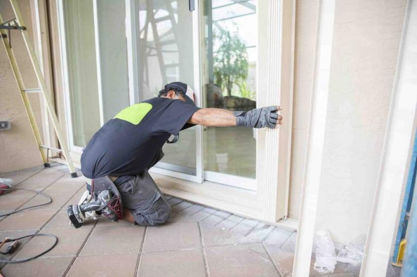 Sliding Door Roller Repair Toronto