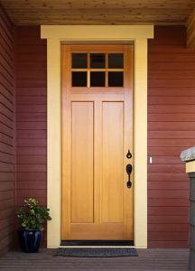 Whitby Wooden Door Repair