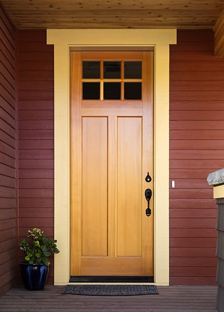 Wood Door repair
