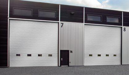 Commercial Garage Doors Thornhill