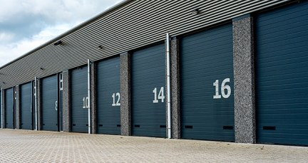 Richmond Hill Commercial Garage Doors