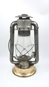 Wright Lanterns 1910 No.4 Brass